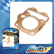 RACING HEAD GASKET(COPPER)(0.2MM) - WAVE125 (57MM)