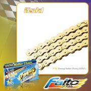 RACING ROLLER CHAIN (GOLD)