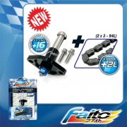 Timing Chain + Manual Cam Chain Tensioner - WAVE125